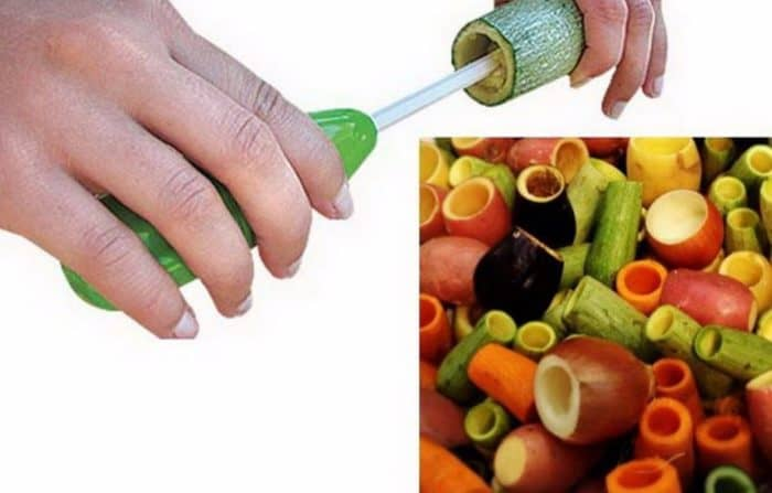 4 Pcs Vegetable Corer For Your Kitchen